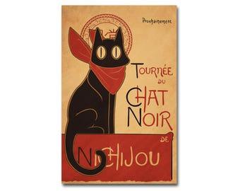 """Chat Noir de Nichijou (11"""" x 17"""" Print)"""