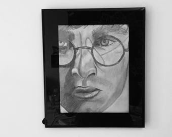 Harry Potter Collectible Artwork