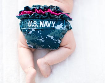 Custom Keepsake Cami/uniform Diaper