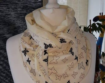 Triangle women scarf