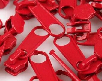 slider mesh Red 5 mm