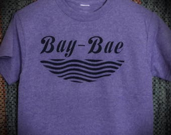 Bay Bae tee