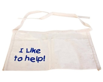 Child's Tool Nail Bag Apron