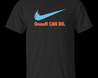 Mr.Meeseek Ooooh can do it T-Shirt from Rick and Morty Show