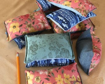 Aromatherapy Lavender Rice Pillow - Hot/Cold Herbal Relaxation Therapy