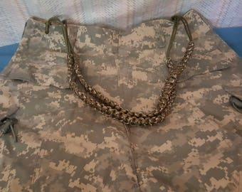Army Diaperbag