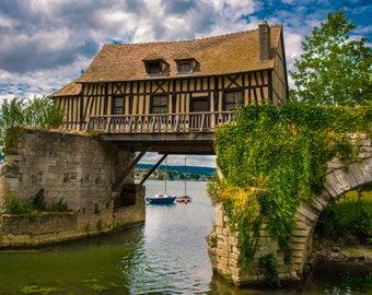 The Bridge Tender's House