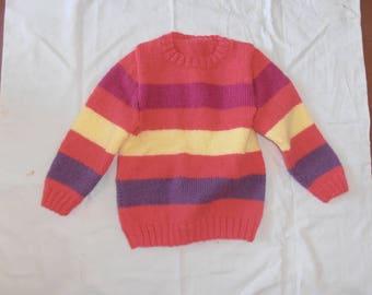 Girl Wool Sweater (4t)