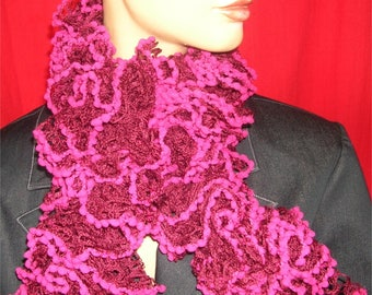 """Small scarf """"Can - Can"""" collection"""