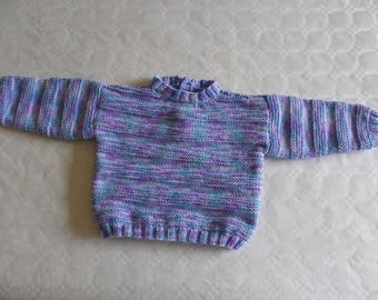 blue sweater 12 months