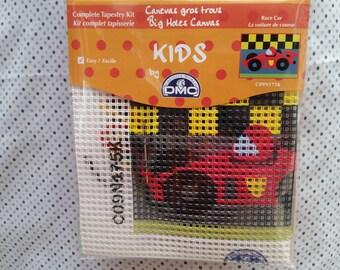 Kit canvas large holes race car