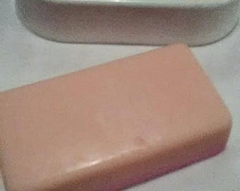 Uncented soap