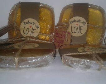 Homemade soap...Childhood Scents