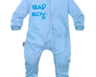 Baby boy Pajamas: bad boy