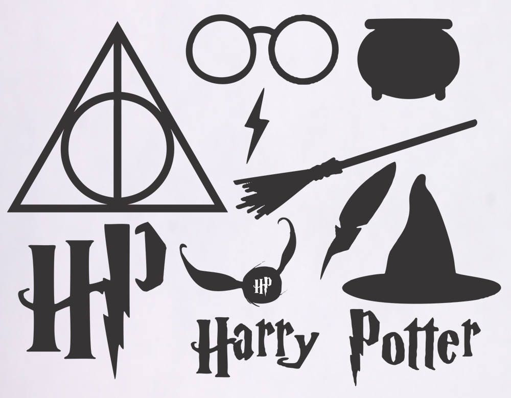 Download Harry Potter svg files Harry Potter svg Dementor svg Harry