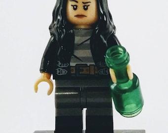 NETFLIX Jessica Jones LEGO compatible Minifigure MOC