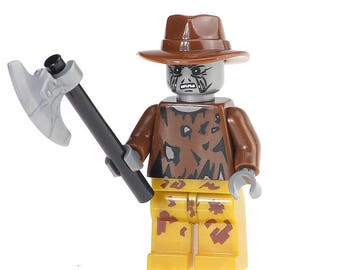 Jeepers Creepers Lego Inspired Creeper Mini Figure