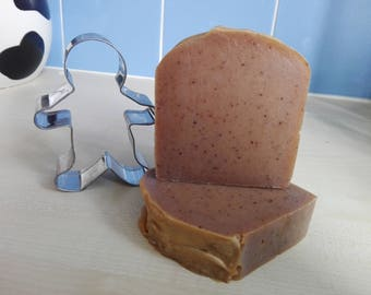 Warm Gingerbread Soap Bar