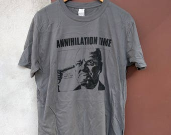 Annihilation Time T-Shirt (punk, hardcore, punk rock, hc)