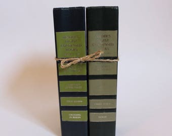 Set of Two Reader's Digest Condensed Books