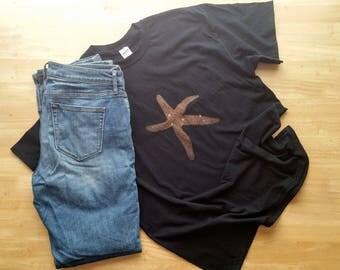 "Starfish Bleach ""Dyed"" Shirt"