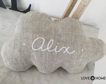 Customizable cloud pillow