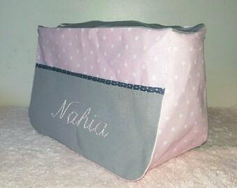 Customizable Nahia collection toilet Kit