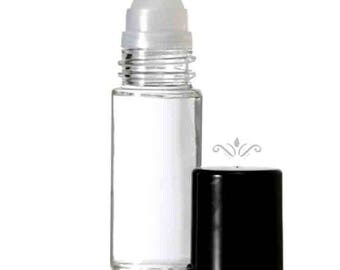 24 Glass Roll On Bottles - 30 ML