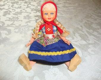 Vintage Holland Doll