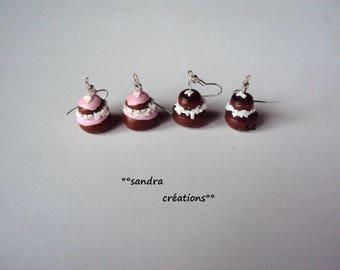 pair religious earrings * choice *.