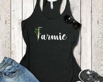 Naturist Farmie Foodie Tshirt Mens | Organic Foodie Chef Gift | Cute Foodie Gift Chef Gift | Best Foodie Gift | Women's Tank Top Sizes S-2X