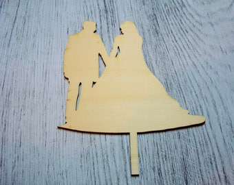 couple for mounted piece 1282 embellishment wooden creations