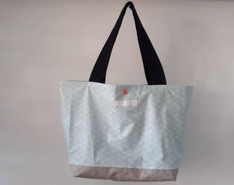 Cabas ou lunch bag