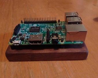 Walnut Wooden Raspberry Pi Case