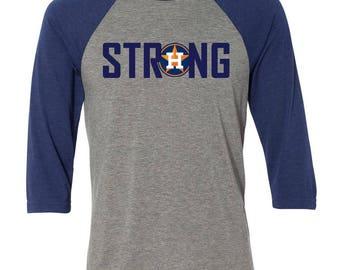 World Series Astros Shirt, Earn It Astros Shirt, Custom Houston Astros Baseball Shirt, Houston Astros, Postseason Astros, Astros Strong