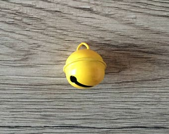 Bell/Bell 22mm yellow color