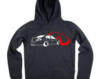 G35 Infiniti Sedan Hoodie/Hoody