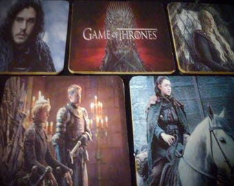 Game of Throne Coasters