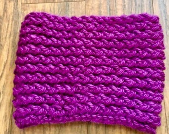 Purple Neck Hugger L