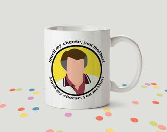 Alan Partridge Ceramic Mug