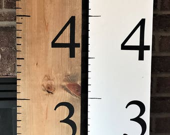 Customized Growth Chart Ruler