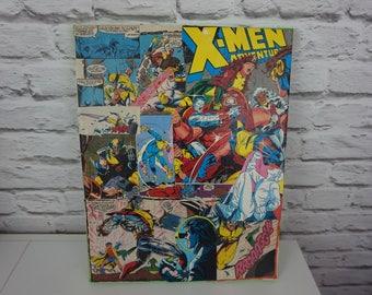 Comic book wall art | Etsy