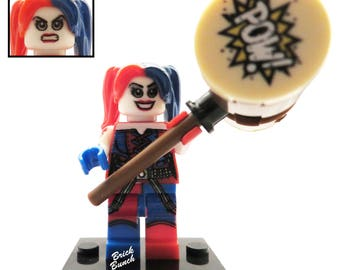 Harley Quinn: New 52 (Custom LEGO)
