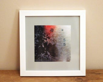 Leaves - Lomography Photo Art Print Poster
