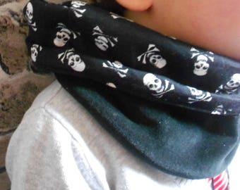 Skull boy Snood