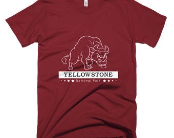 Yellow stone 1 T-Shirt