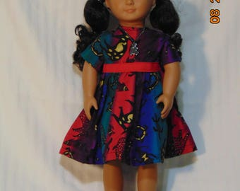"18"" Doll 3 piece Dress"