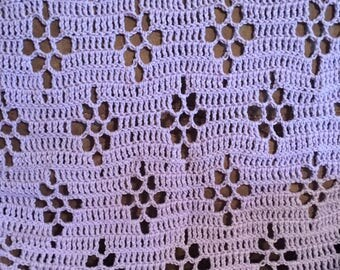 Diamond Grapes Baby Blanket