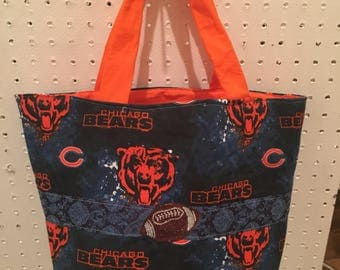 Chicago Bears Tote/Purse