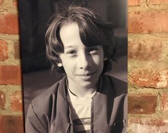 Street Portrait 1970's